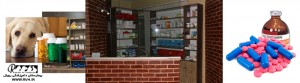 داروخانه بیمارستان دامپزشکی رویال | Royal Vet Hospital Pharmacy